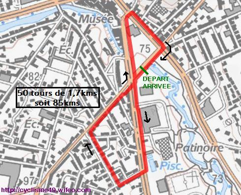 Course cycliste gp du carnaval de cholet 2009 - Meteo cholet 49 ...